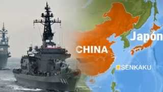 """""NEWS"" The Chinese warships warned the US destroyer USS Lassen"