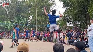 FINAL BERTABUR BINTANG TARKAM - GRANDS DK SARJEM Vs POTATO SIRAMPOG VolleyBall
