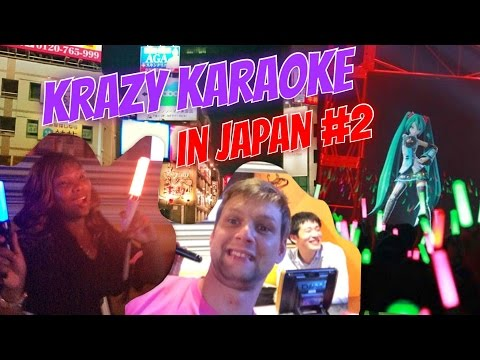 Karaoke & dinner with a side of crazy - Shinagawa, Tokyo