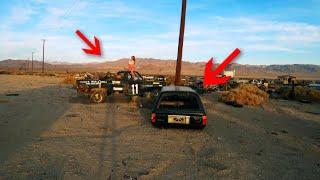 Долина Смерти. Брошенные Города. Ночь в Пустыне. Лас Вегас