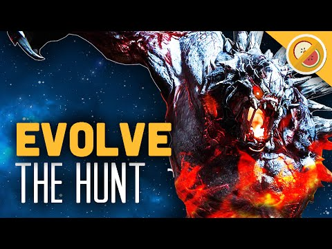 HUNTING DOWN MY FRIENDS!   Evolve Stage 2 Multiplayer Gameplay