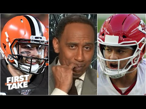Stephen A.: The Browns may be the biggest threat to the Chiefs | First Take