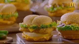 McDonald's Gourmet Burger Collection    McDonald's Gourmet Menu India   McDonald's India