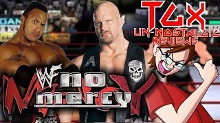 WWF No Mercy Un-Nostalgic Review | Solid As The Rock