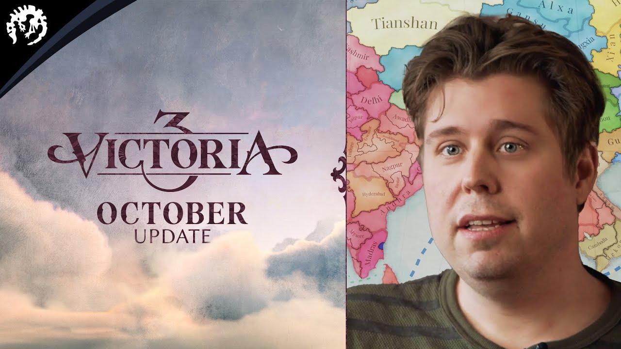 Victoria 3 | Monthly Update #4 | October