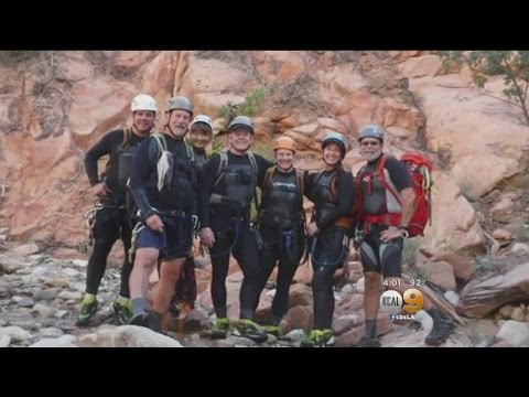 Hiker's GoPro Footage Captures Harrowing Moments As Deadly Flash Floods Swept Through Zion National