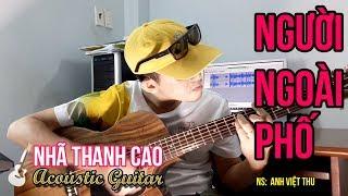 NGƯỜI NGOÀI PHỐ (BOLERO REMIX) | NHÃ THANH CAO