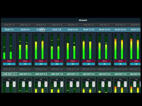 Lynx Aurora NControl Tutorial Part 1 Of 5: Intro And Outputs