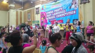 2ZC zumba with Zin Rere