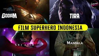 Setelah Film Gundala, Ini Sosok Superhero Indonesia yang Akan Segera Tayang