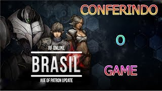 RF Online Brasil - Conferindo o Game + Dicas
