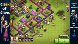 Clash of Clans How to Get Barbarian King - Android App Mobile app