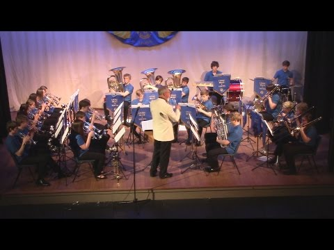 Lions Brass 4 Youth Band - May 2015