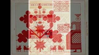 Альбом «Російський народний орнамент» 1871 рік