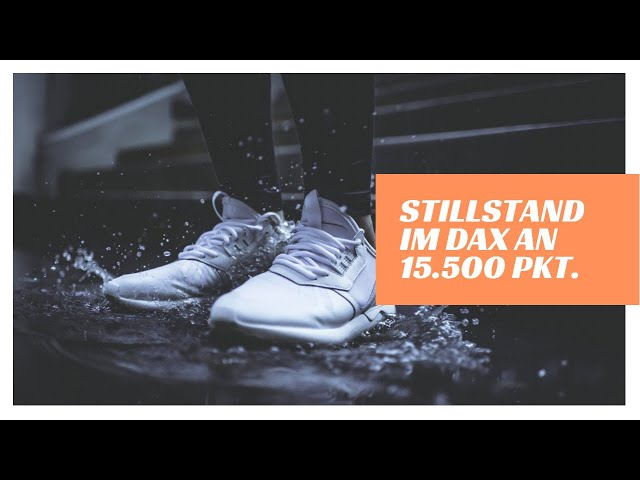 DAX-Morgenanalyse für Donnerstag den 21.10.2021 nach einem weiteren Konsolidierungstag im DAX40