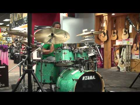 Guitar Center Albany 2013 Drum-Off Finals: Roy