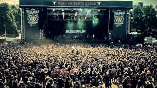 Russkaja  official Festival Recap 2014