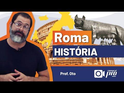 HISTÓRIA GERAL - ROMA 20MIN