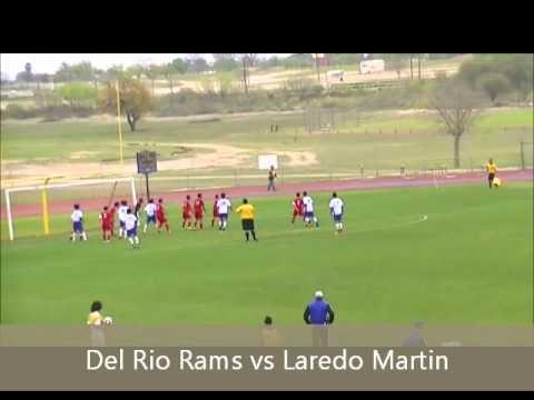 Del Rio vs Martin Part 3