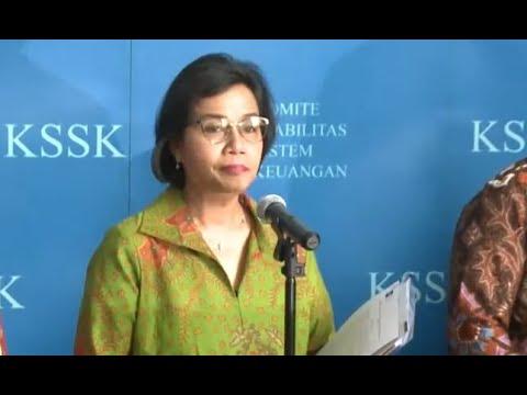 Prabowo Sebut Menkeu Pencetak Utang, Sri Mulyani: Kondisi Keuangan Nasional Masih Baik Mp3