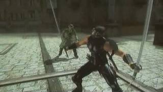 Ninja Gaiden Sigma PlayStation 3 Trailer - TGS 2006 Trailer