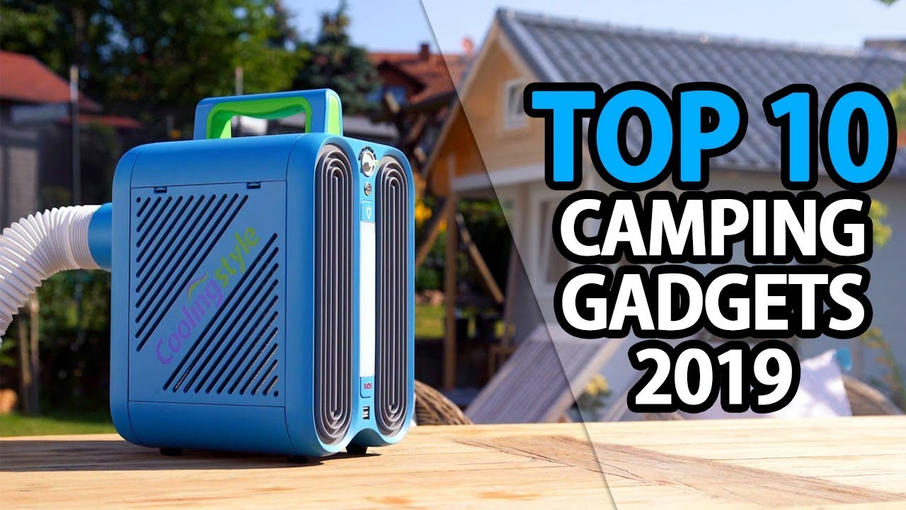 check out 76530 3601e TOP 10 Coolest Camping Gadgets 2019   Coolest Camping Gear 2019   My Deal  Buddy