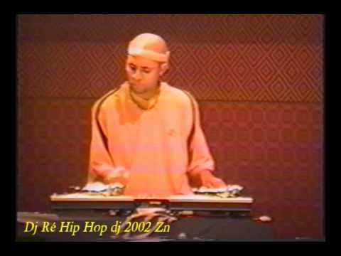 Dj Ré - Hip Hop Dj 2002