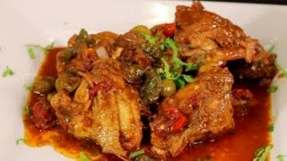 How To Make Dominican-style Stewed Chicken : Flavorful Dishes