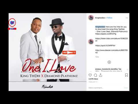 king-tee-dee-ft-diamond-platnumz-the-one-i-love-(official-audio-music)