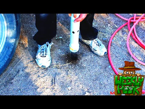 Drilling Our Own Well ep 3 | Homemade Pneumatic Drill | Weekly Peek