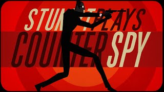 Stumpt Plays - CounterSpy - #1 - How Not To Be Sneaky (PS4 Gameplay 1080p)