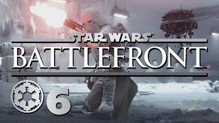Star Wars Battlefront - #6 - Koop Hoth- Lets Play Star Wars Battlefront