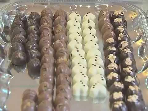 Бизнес-идея по производству шоколада