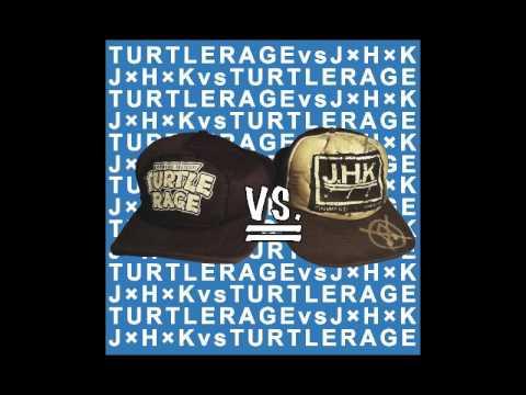 TURTLE RAGE - Split w/JxHxK [2016] Mp3