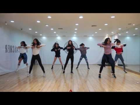 Dreamcatcher (드림캐쳐) - Chase Me Dance Practice Mirrored