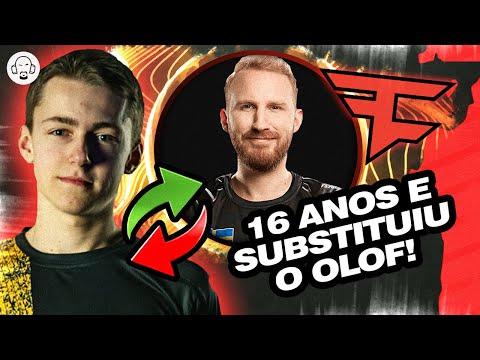 ANALISEI O BYMAS, SUBSTITUTO DO OLOFMEISTER NO FAZE CLAN! (REVELAÇÃO DO CS?!)