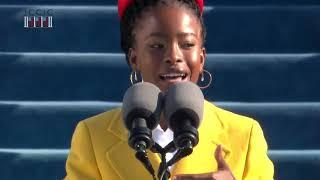 Poet Amanda Gorman Speaks at the Biden-Harris Inauguration 2021