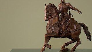 Семья скульптора Аполлонова передала произведения искусства в открытое хранение музею Коваленко