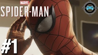 Does a few things a Spider Can - Blind Let's Play Spider-Man Episode #1