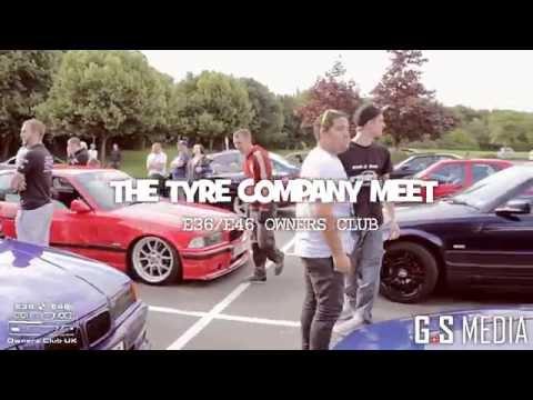 The Tyre Company Meet [28.06.2014] BMW E36/E46 Owners Club UK