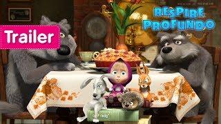 Masha y el Oso - Respire Profundo  (Trailer)