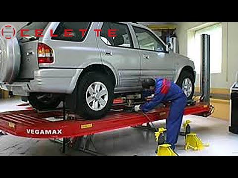 Celette VEGAMAX Car body frame machine,car measuring tools,universal jig,collision repair equipment