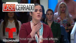 Caso Cerrado | Son Has Been Selling His Mom's Medication To Buy Weapons 😟💀💥| Telemundo English