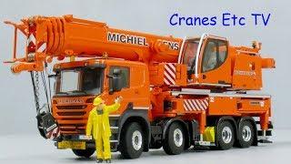 WSI Liebherr LTF 1060 Mobile Crane