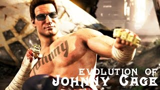 Video Evolution of Johnny Cage in Mortal Kombat (1992-2017) download MP3, 3GP, MP4, WEBM, AVI, FLV Maret 2017