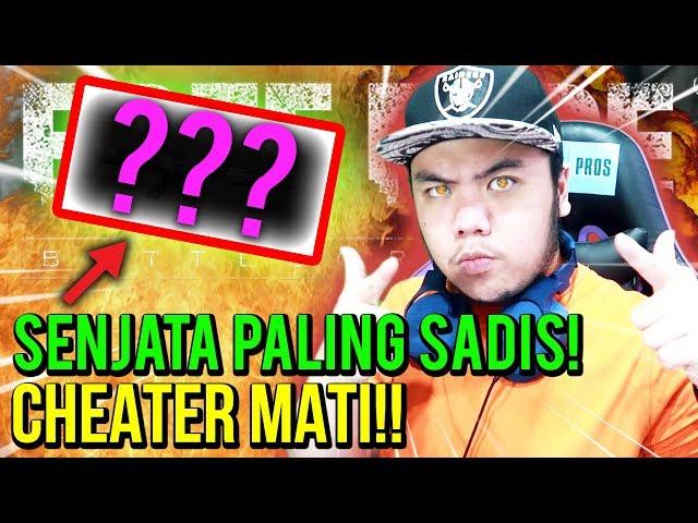 SENJATA INI KALO JONGKOK NAMBAH DAMAGE!?!? CHEATER AUTO KUBURAN!! - Free Fire Indonesia #24