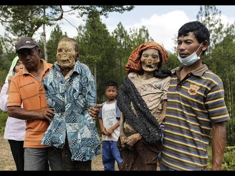 THE REAL WALKING DEAD OF INDONESIA