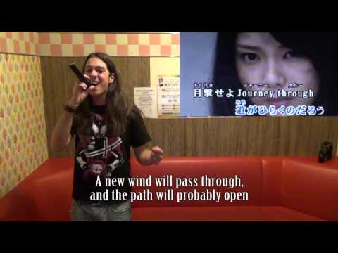 Kamen Rider Decade Theme Karaoke!「Journey Through the Decade」- Gackt -カラオケ