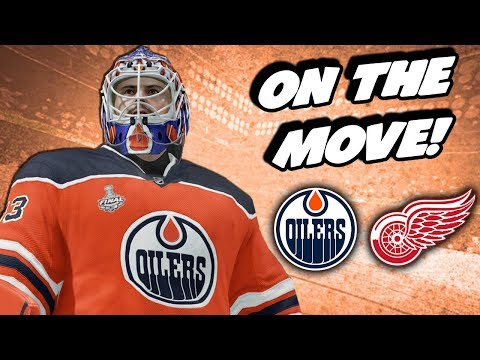 NHL 18 Be a Pro | Dorsal Finn (Goalie) | MOVING OUT OF CANADA?