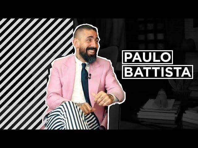 PAULO BATTISTA | CONVERSA E PERGUNTA SEM FILTRO!